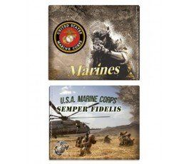 US MARINE WALLET