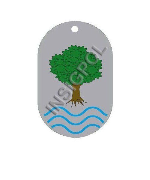 CIVIL GUARD SEPRONA DOG TAG