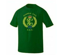 CAMISETA GUARDIA CIVIL ARS EMBLEMA