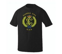 CAMISETA GUARDIA CIVIL GAR EMBLEMA