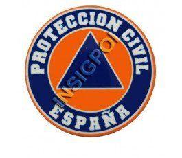 SPANISH CIVIL PROTECTION BADGE