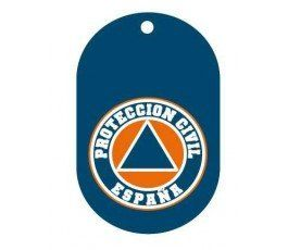 CIVIL PROTECTION DOG TAG