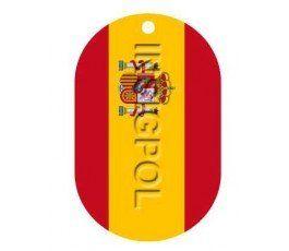 SPANISH CONSTITUTION DOG TAG