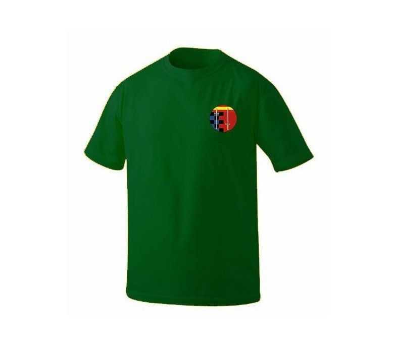 SPANISH ARMY RESERVISTS T-SHIRT